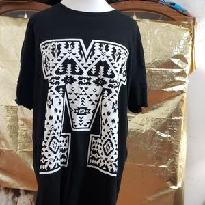Black Forever 21 size M with M on front